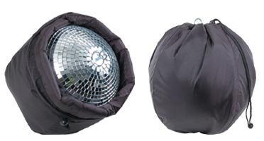 "8"" MIRROR BALL BAG"