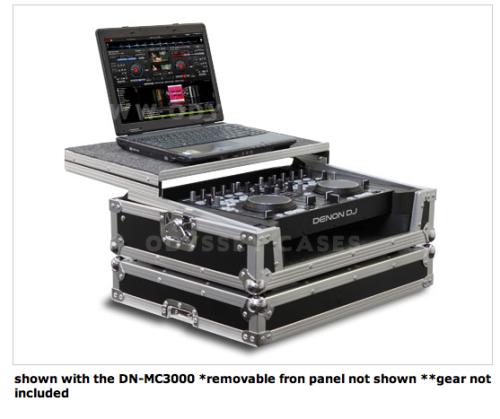 Denon MC3000/MC6000 Glide Case