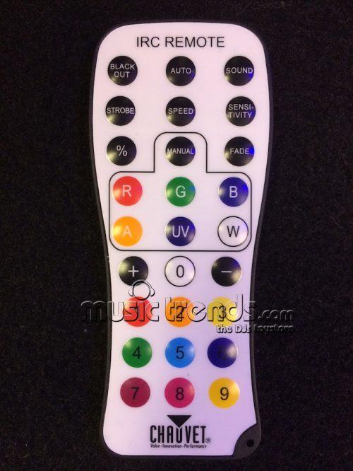 IRC 6 HEX Remote