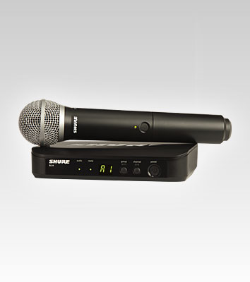 BLX24/PG58 Handheld Wireless System