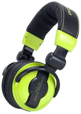 HP 550 LIME Headphones