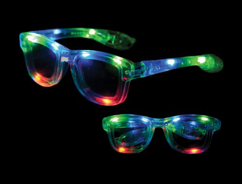 LED Blues Brother Glasses