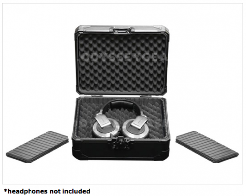 Black Krom Headphone Utility Case