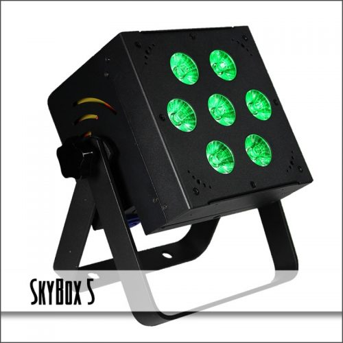 Skybox 5 Battery Powered Uplight