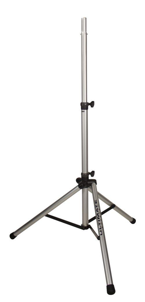 Silver Aluminum Speaker Stand