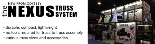 Nexus DJ Truss Systems