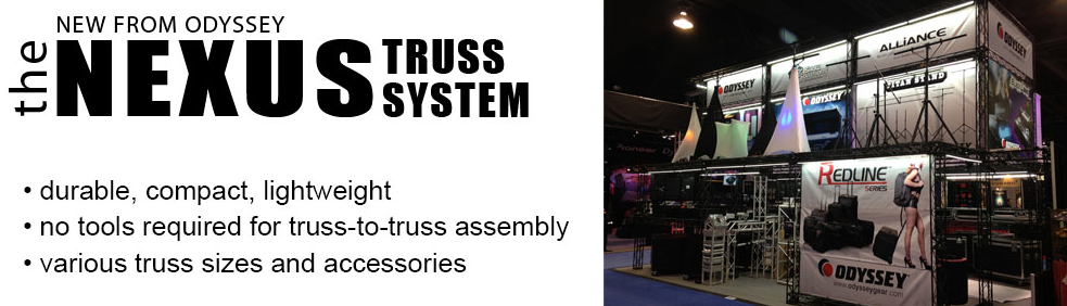 nexus dj truss systems