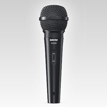 SV200 Vocal Microphone