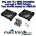 PLX-1000 Twin Pack