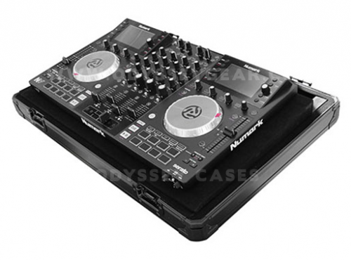 Black Krom DJ Controller Case