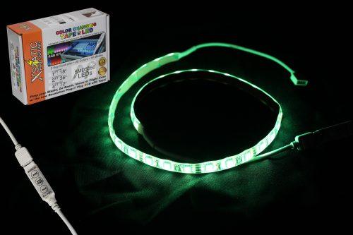 24 inch RGB LED Strip Kit