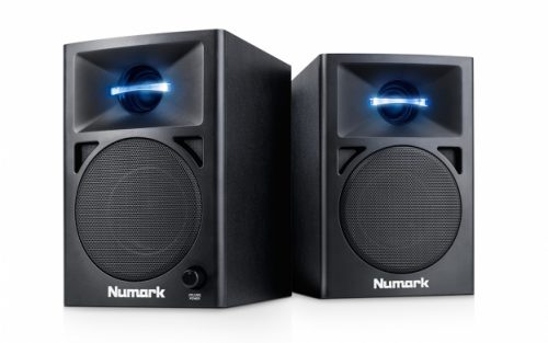 N-Wave 360 Powered DJ Monitors