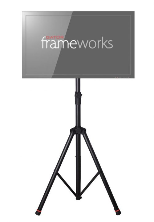 Frameworks Deluxe TV Stand