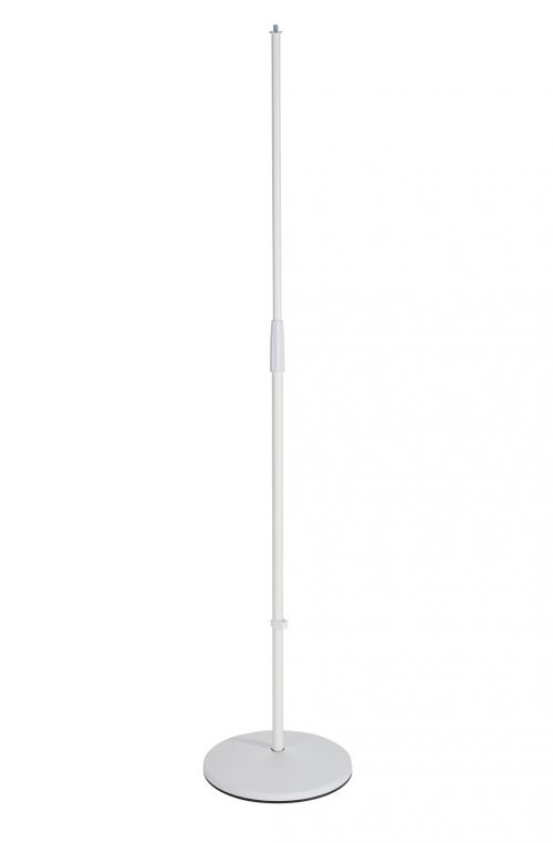 Pure White Microphone Stand