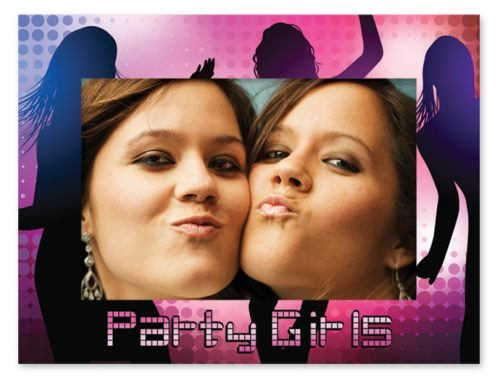 Party Girls Picture Frame