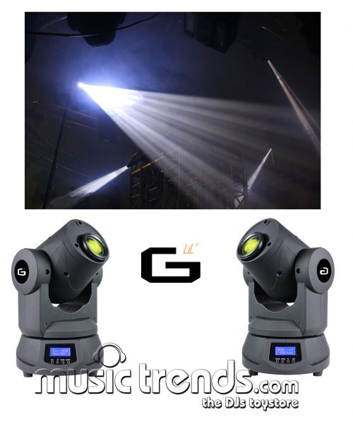 Lil G Moving Head 2 Pack