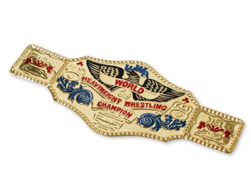 Wrestling Championship Belt