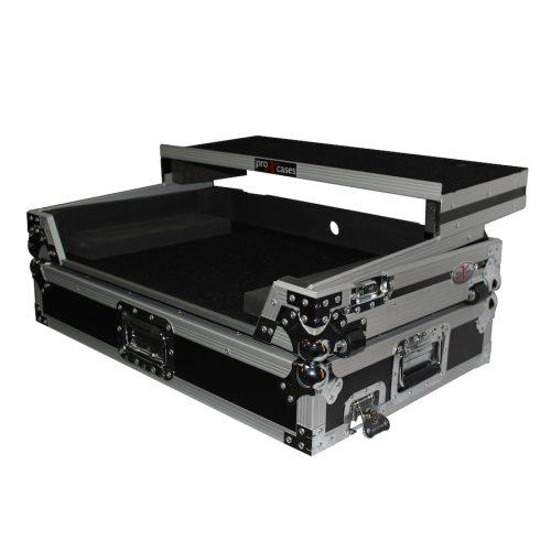 Pioneer DDJ-SX Case w Laptop Shelf