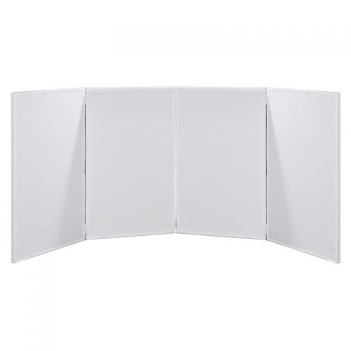 Event Facade Replacement Scrim White