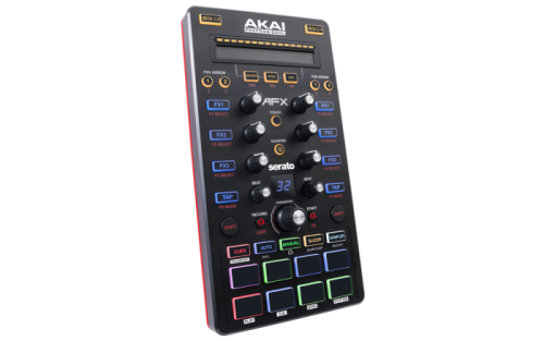 AFX Advanced Serato Controller