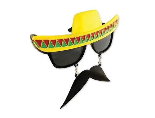 Fiesta Sombrero Sun-Stache