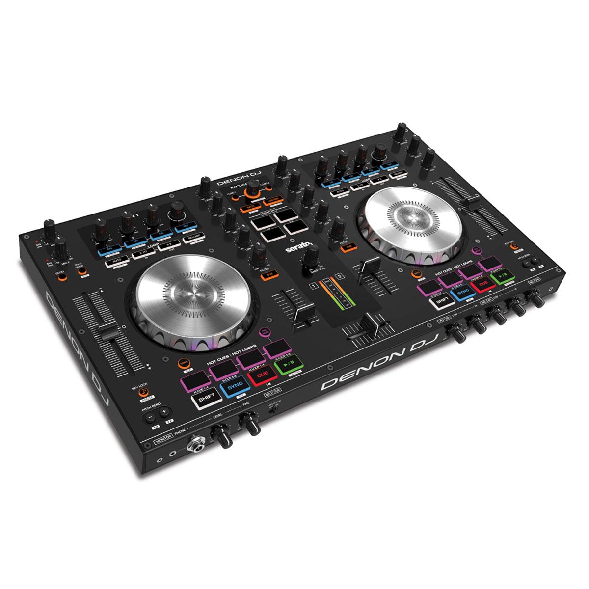 MC4000 Professional Serato Controller