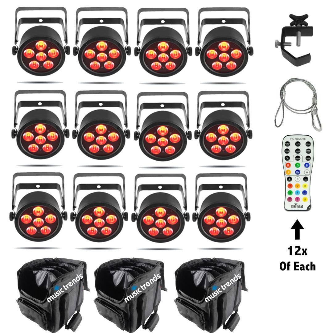 EZ-Par T6 USB 12 Pack