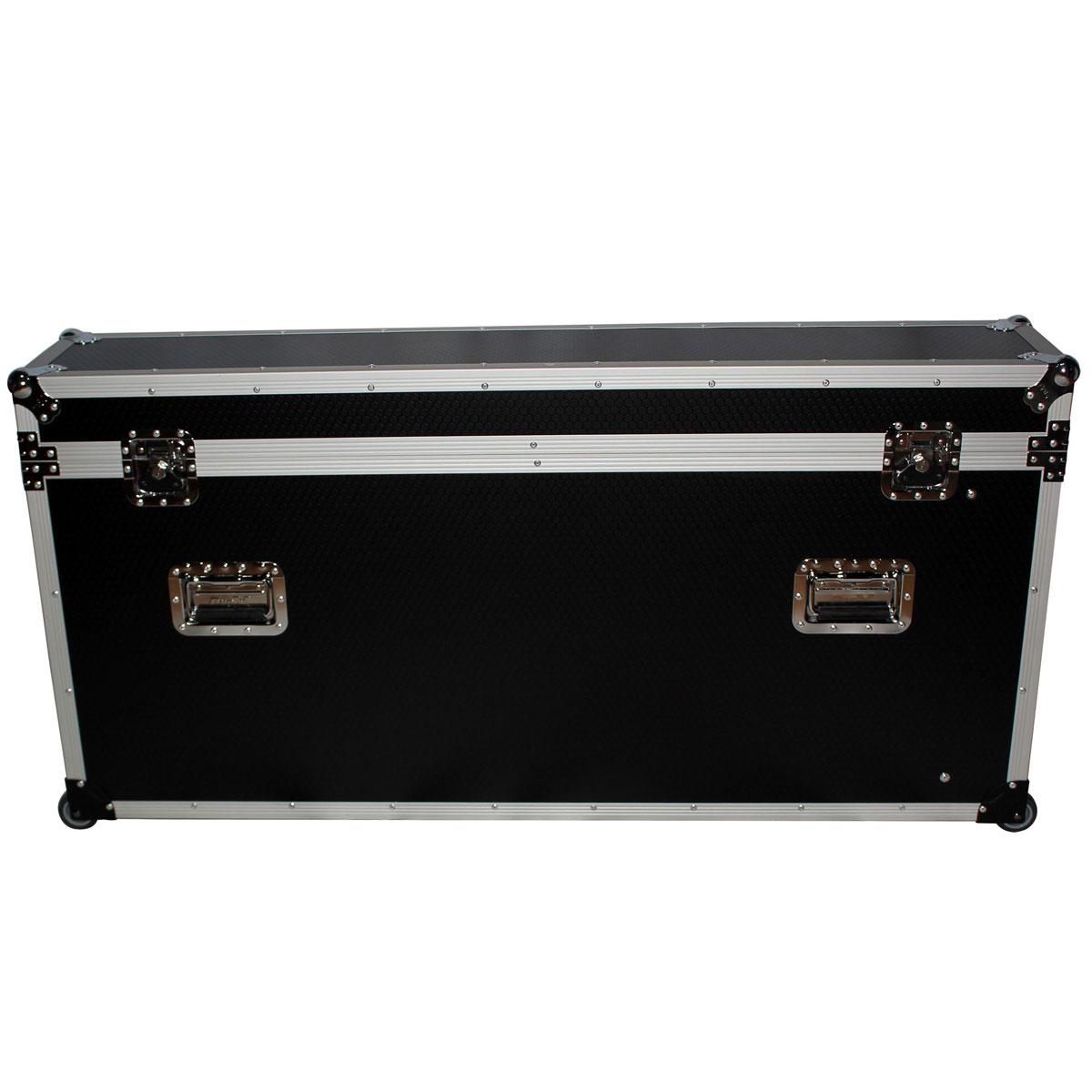 Glopro 4 Panel Led Facade W Flight Case Dj Equipment Music  # Decoration Facade Tv Plasma